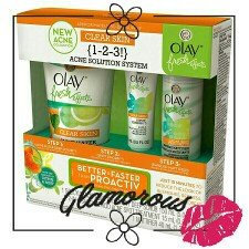 Photo of Olay Fresh Effects Clear Skin 1-2-3 Acne Solution System uploaded by Tamara T.