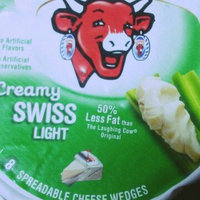 Laughing Cow The  Spreadable Light Swiss Cheese Wedges 8 ct uploaded by Lisa E.