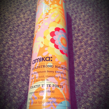 Photo of Amika Headstrong Hairspray 10 oz uploaded by Jessi M.