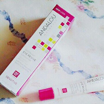 Photo of Andalou Naturals 1000 Roses Eye Revive Contour Gel uploaded by Miranda P.