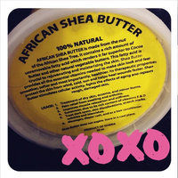 Ra Cosmetics African Shea Butter 100% Natural 16oz uploaded by Stephanie J.