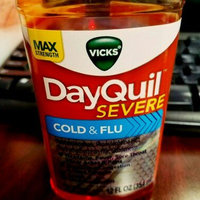 DayQuil™ SEVERE Cold & Flu Relief Liquid uploaded by Megan B.