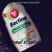 Bactine Pain Relieving Cleansing Spray uploaded by Diane C.