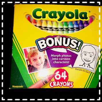 Crayola Crayons  64ct uploaded by Taylor B.