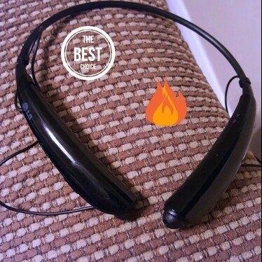LG Tone Pro Bluetooth Headset uploaded by Sara R.