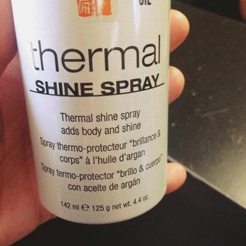 Photo of Rusk Thermal Shine Spray 4.4 oz. uploaded by Lindsay J.