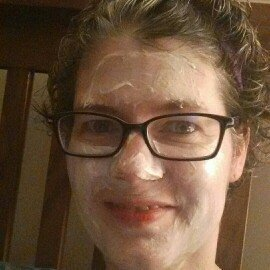 Andalou Naturals Instant Luminous Clay Mask, 0.28 Oz uploaded by Jada E.
