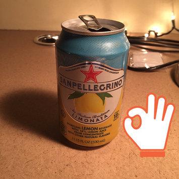 San Pellegrino® Limonata Sparkling Lemon Beverage uploaded by Megan B.
