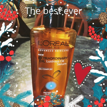 Photo of L'Oréal Paris Advanced Haircare Total Repair 5 Extraordinary Oil (All Hair Types) uploaded by Aylin C.