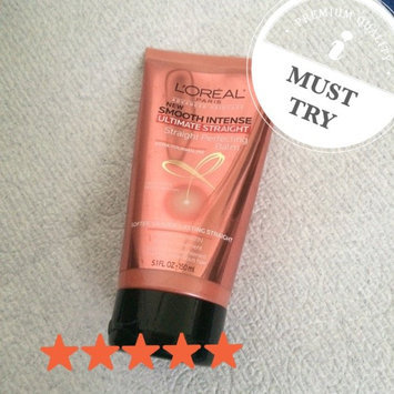 L'Oréal® Paris Advanced Haircare Smooth Intense Ultimate Straight Straight Perfecting Balm 5.1 fl. oz. Tube uploaded by Joyce N.