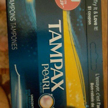 Photo of Tampax Pearl Regular uploaded by Stacy R.