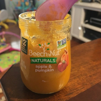 Photo of Beech-Nut naturals apple & pumpkin jar uploaded by Shannon S.