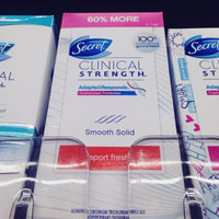 Secret Clinical Strength Invisible Solid Women's Antiperspirant & Deodorant Sport Fresh uploaded by Nicole K.