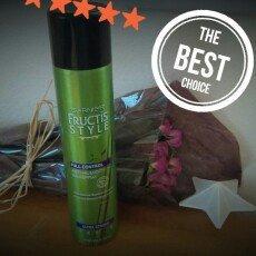 Photo of Garnier Fructis Style Full Control Anti-Humidity Aerosol Hairspray uploaded by Mary W.