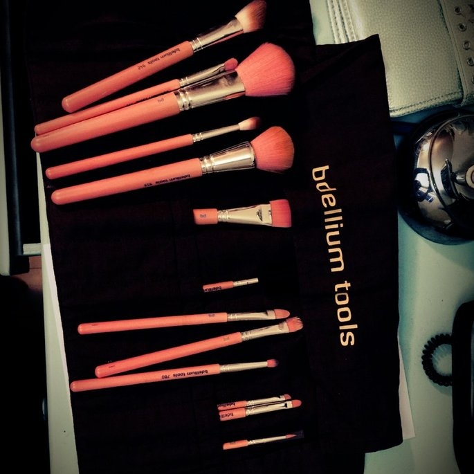 Bdellium Tools Bambu Complete Set, Pink uploaded by Ashley A.