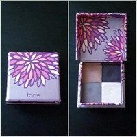 tarte Beauty & The Box Amazonian Clay Eye Shadow Quad Secret Garden  uploaded by Jannett P.