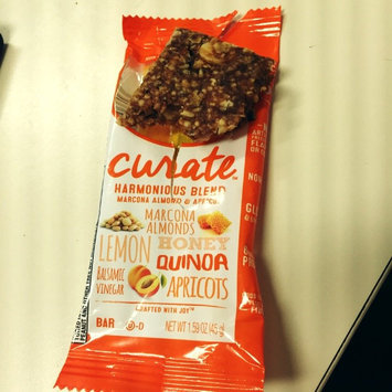Photo of Curate™ Harmonious Blend Marcona Almond & Apricot Snack Bar 1.59 oz. Pack uploaded by Jessye W.