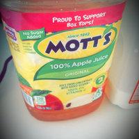 Mott's 100% Apple Juice uploaded by Ang W.