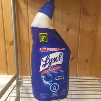Photo of Lysol Complete Clean Toilet Bowl Cleaner uploaded by Samantha M.