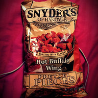 Snyder's-Of-Hanover Hot Buffalo Wing uploaded by Nancy A.