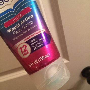 Photo of CLEARASIL® Rapid Rescue Deep Treatment Scrub uploaded by Angie h.