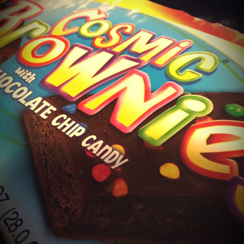 Photo of Little Debbie® Cosmic Brownies With Chocolate Chip Candy uploaded by Cody L.