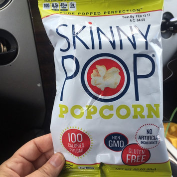 SkinnyPop® Original Popped Popcorn uploaded by Dana C.