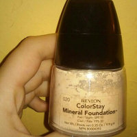 Revlon ColorStay Mineral Foundation SPF 10 010 Fair uploaded by Jasmine H.