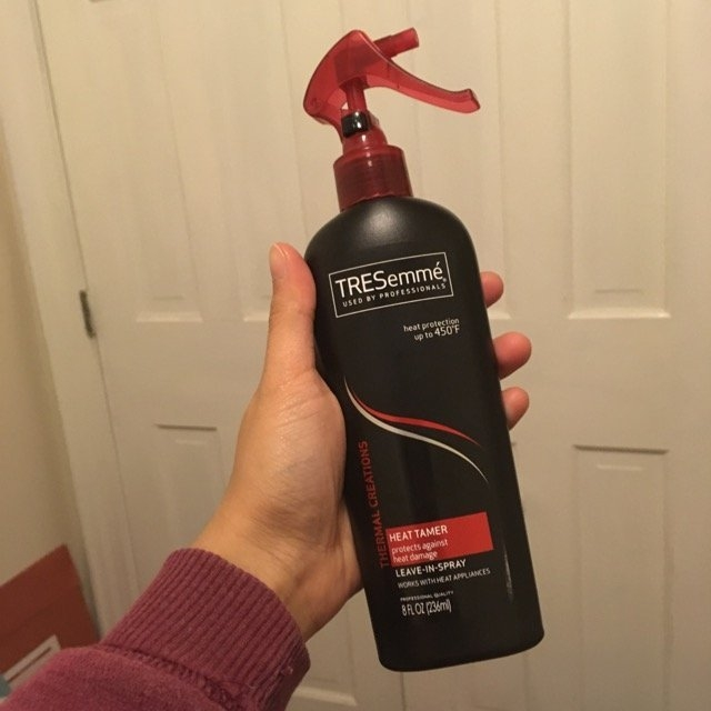 TRESemme Thermal Creations Heat Tamer Protective Spray uploaded by Denisha O.