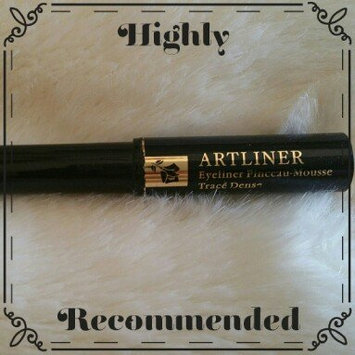 Photo of Lancôme Artliner Precision Felt Tip Liquid Liner uploaded by Sarika M.