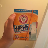 ARM & HAMMER™ Fridge-N-Freezer™ Odor Absorber uploaded by Reira W.