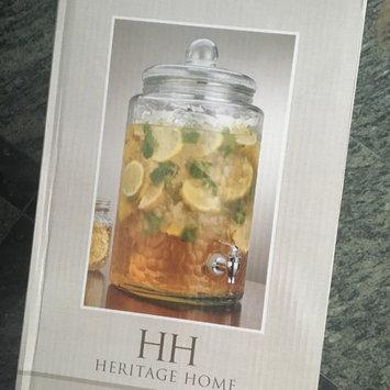 Photo of Home Essentials Heritage Hammered Beverage Dispenser, 3gal uploaded by Alina P.