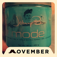 Johnny B Hair Gel, 16 Ounce uploaded by Abby C.