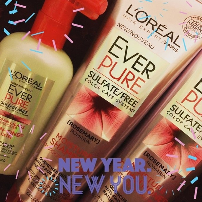 L'Oréal Paris Hair Care Hair Expertise Ever Pure Moisture Conditioner uploaded by Melissa B.