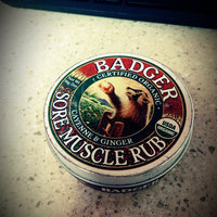 BADGER® Organic Sore Muscle Rub Ornament uploaded by Faith T.