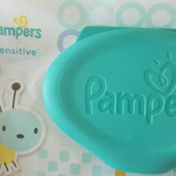 Pampers Sensitive Wipes Travel Pack, 56 ea uploaded by Kymberleigh N.
