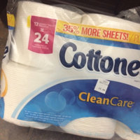 Cottonelle® Ultra Comfort Care Toilet Paper uploaded by Liz L.