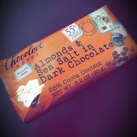 Chocolove Almonds & Sea Salt in Dark Chocolate uploaded by Kady E.