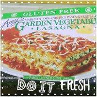 ... Amyu0027s Kitchen Garden Vegetable Lasagna, Gluten Free Uploaded By Sierra  B.