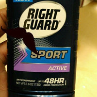 Right Guard Sport Clear Gel Antiperspirant & Deodorant Fresh uploaded by TRACEY H.