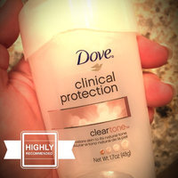 Dove Clinical Protection uploaded by Angelica L.