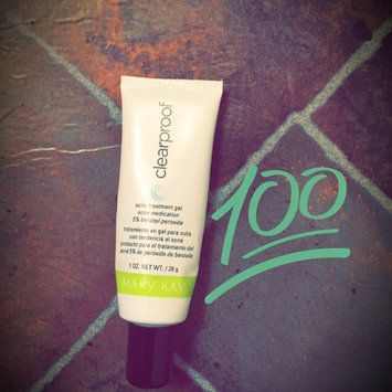 Mary Kay Clear Proof Acne Treatment Gel uploaded by Brandi C.