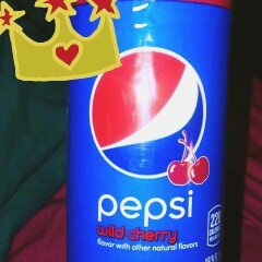 Photo of Pepsi® Wild Cherry uploaded by camike p.