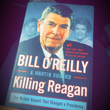 Photo of Killing Reagan: The Violent Assault That Changed A Presidency uploaded by Lauren S.