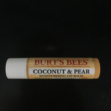 Photo of Burt's Bees Coconut & Pear Lip Balm uploaded by Randa E.