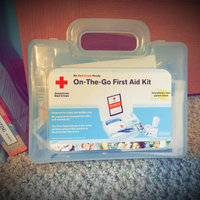 American Red Cross On-The-Go First Aid Kit uploaded by Nichole L.