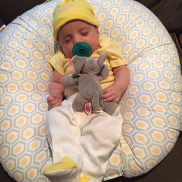 Photo of WubbaNub Ella Bella Elephant Pacifier uploaded by Eleni T.