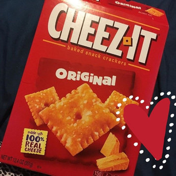 Cheez-It® Original Baked Snack Crackers uploaded by Felicity D.