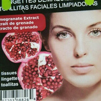 Nicka K Cosmetics - Absolute Make-Up Cleansing Tissues Pomegranate Extract. uploaded by Jasmine O.