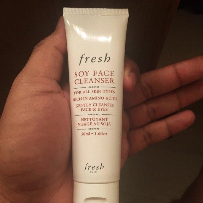 Fresh Soy Face Cleanser uploaded by Dewayne H.